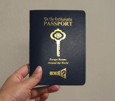 We The Enthusiasts – Home of the Escape Room Global Passport